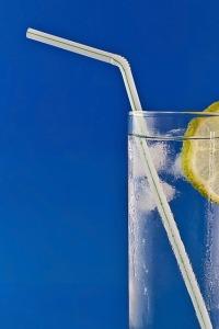Chłodny napój w gorące dni