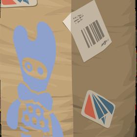 Wysłanie paczki do Anglii