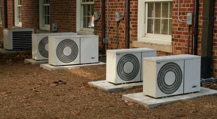 Montaż urządzeń klimatyzacyjnych