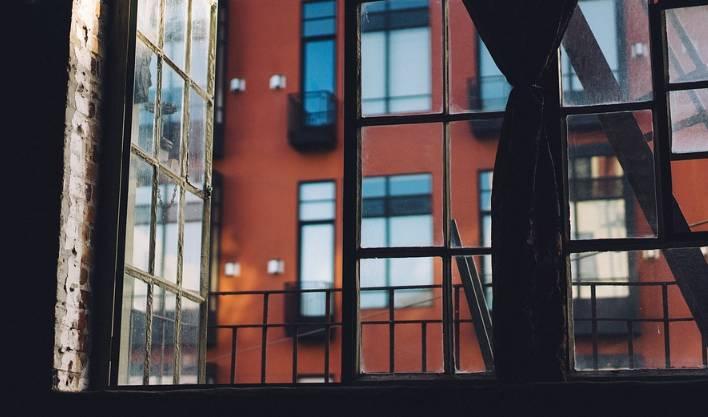 Widok z mieszkania