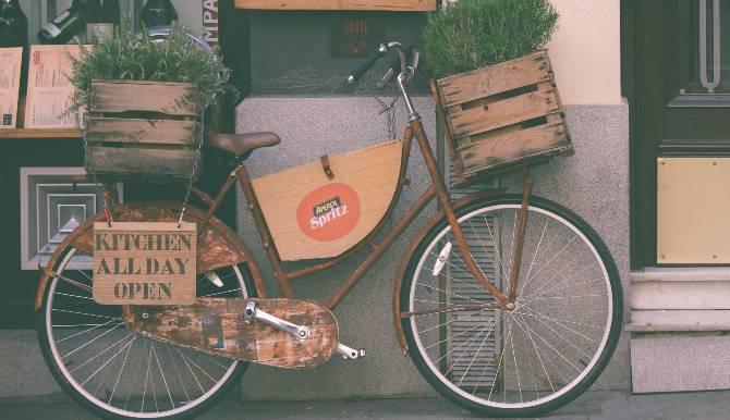 Cechy roweru miejskiego