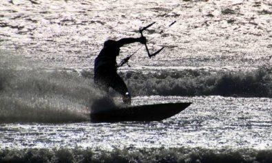 Nowoczesny kitesurfing