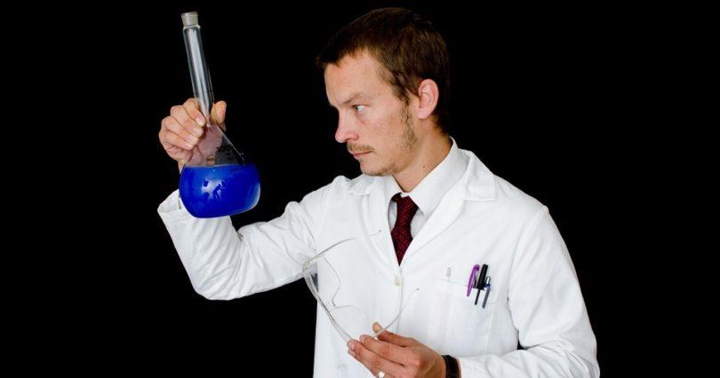 chemik - odczynniki chemiczne