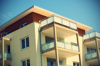 mieszkanie w budynku