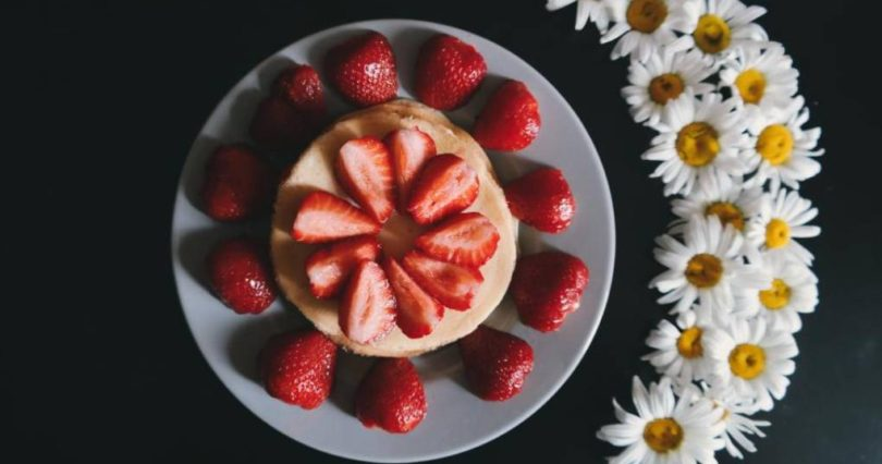 owoce truskawek