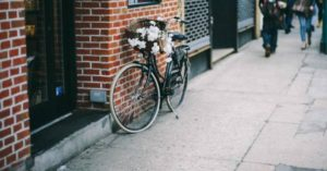 rower miejski - idealny do codziennego użytkowania