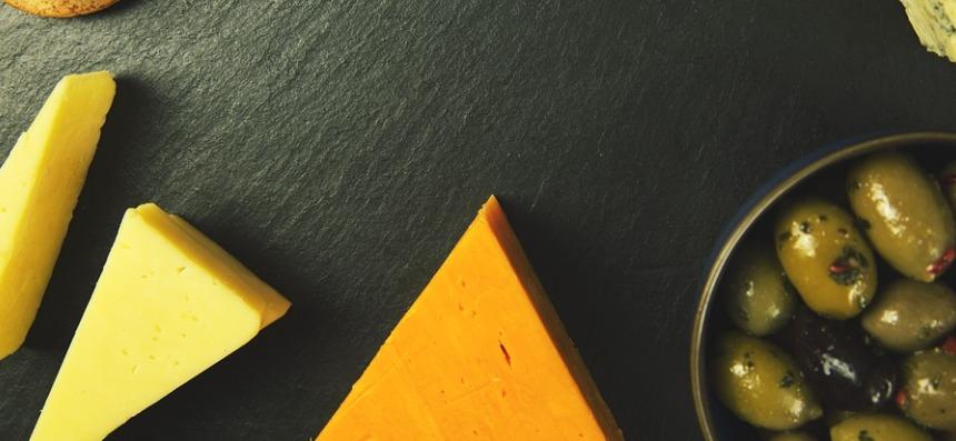 wegański ser żółty