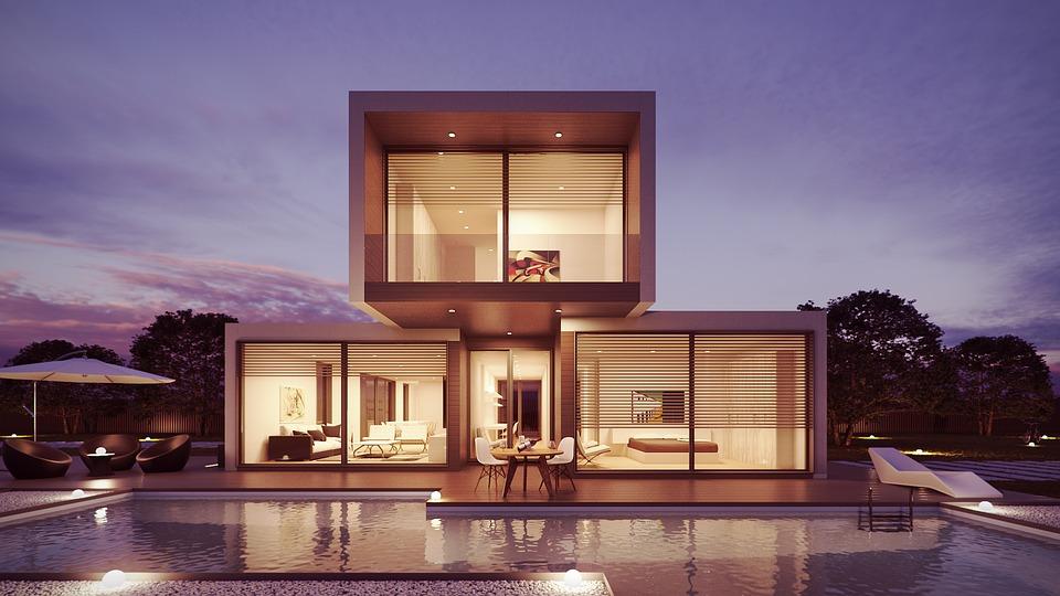 projektowanie wnętrz w nowoczesnym domu