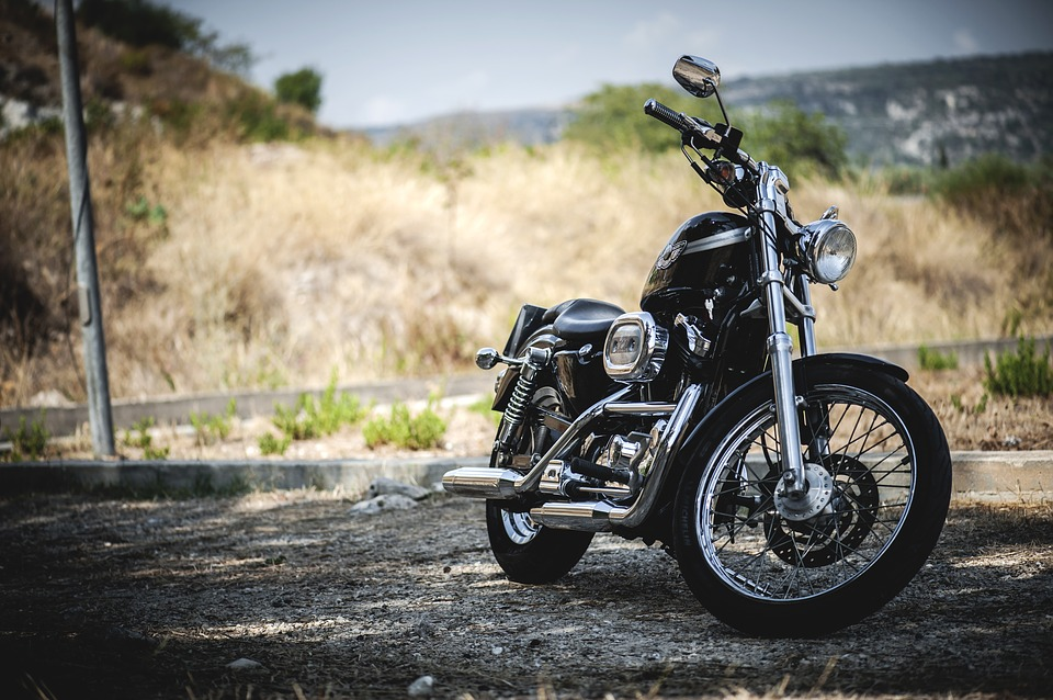 motocykl z usa