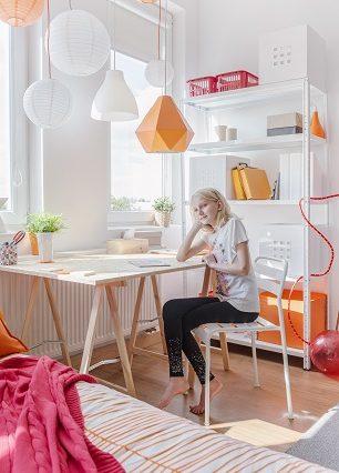 nowoczesne biurka