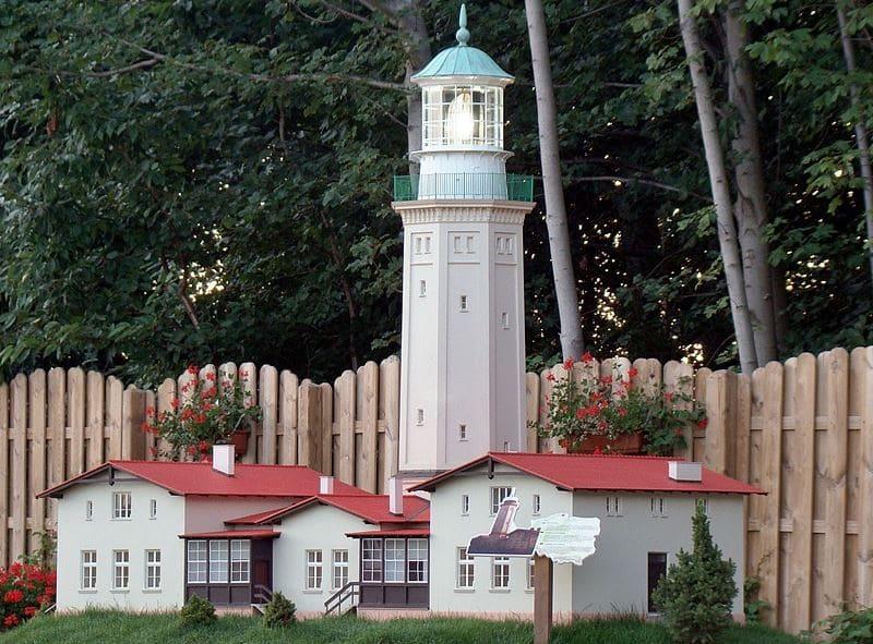 Park Miniatur Latarni Morskiej Niechorze